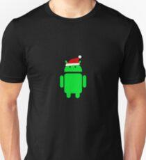Android Santa Claus T-Shirt