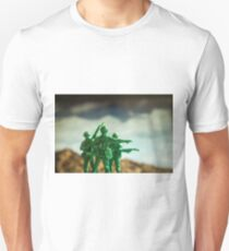 Toy Soldiers War T-Shirt