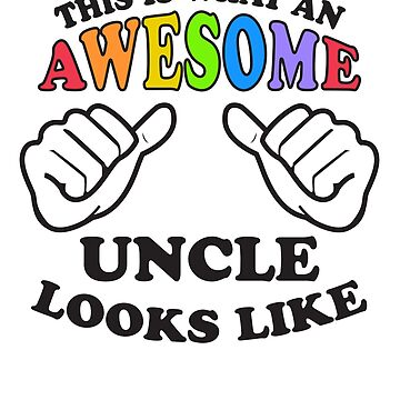 This Is What An Awesome Gay Uncle Looks Like by Cloud9hopper