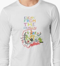 Escape From The Dragon T-Shirt