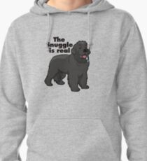 The Snuggle is Real Pullover Hoodie