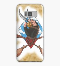 Game-Ending Catch Samsung Galaxy Case/Skin