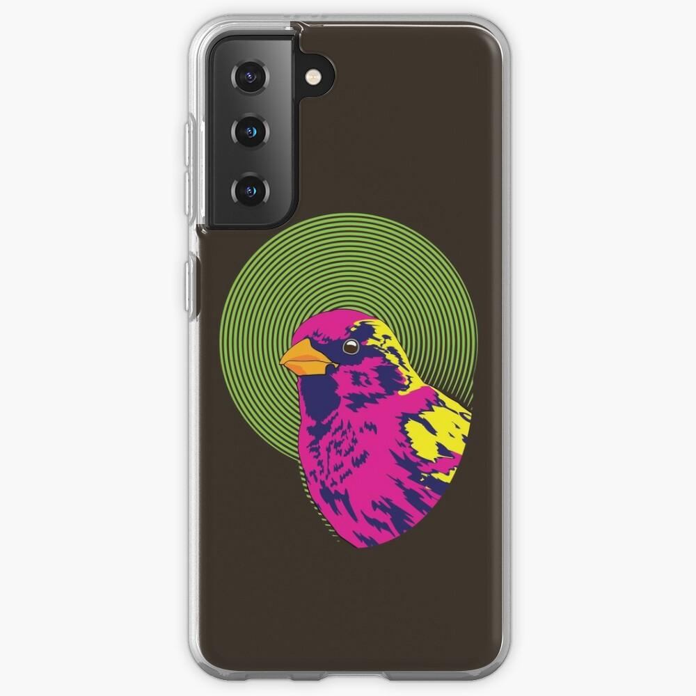 Sparrow Spectrum Case & Skin for Samsung Galaxy
