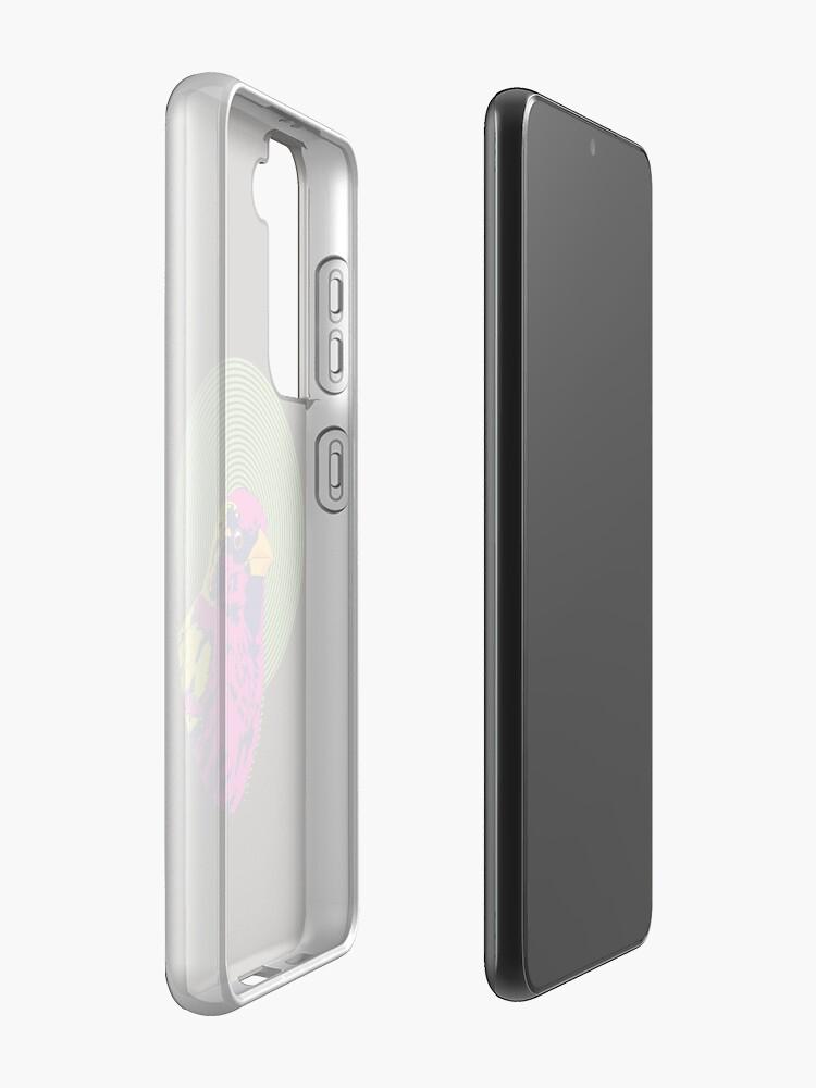Alternate view of Sparrow Spectrum Case & Skin for Samsung Galaxy