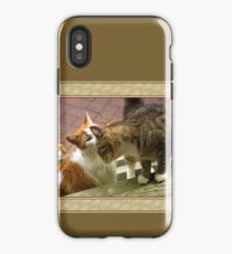 Closer ~ Let Me Whisper in Your Ear iPhone Case