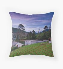 Nuwara Eliya - Sri Lanka Throw Pillow