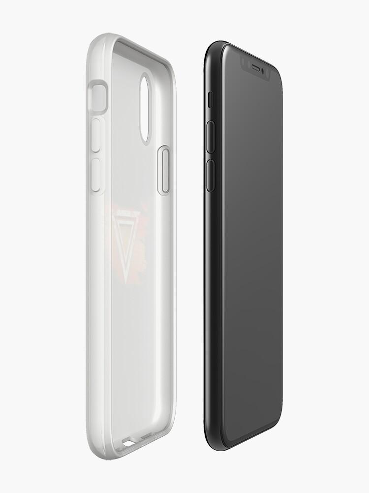 Alternate view of Jamon Paradigm Icon iPhone Cases & Covers
