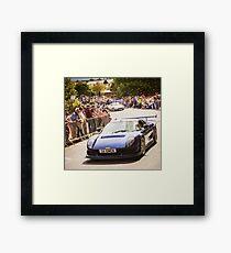 Noble M12 Supercar  Framed Print