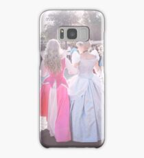 princess besties Samsung Galaxy Case/Skin