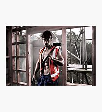 Fit Builder Photographic Print