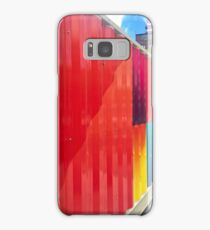 Colourful Shipping Container Samsung Galaxy Case/Skin