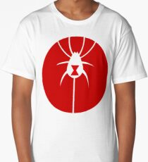 Spider Red Long T-Shirt