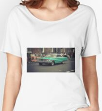 Cadillac Classic Car  Women's Relaxed Fit T-Shirt