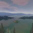 Emerald Bay Lake Tahoe by mike524