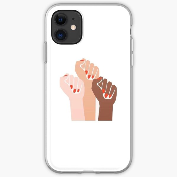 Girl Power iPhone Soft Case