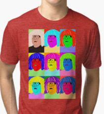 Ongo Gablogian Tri-blend T-Shirt