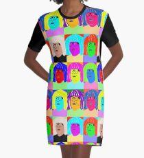Ongo Gablogian T-Shirt Kleid
