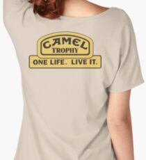 Land Rover Camel Trophy Women's Relaxed Fit T-Shirt