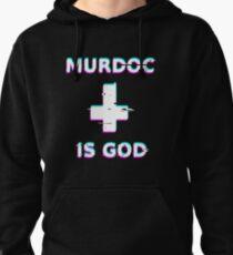 Murdoc is God Pullover Hoodie
