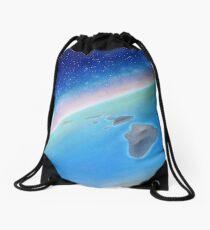 Hawaii A Land For All Seasons Drawstring Bag
