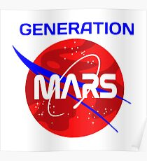 Generation Mars Poster