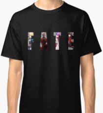 Fate/Stay Night - Fate  Classic T-Shirt