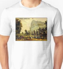 LONDON :1851 Worlds Fair at the Crystal Palace T-Shirt
