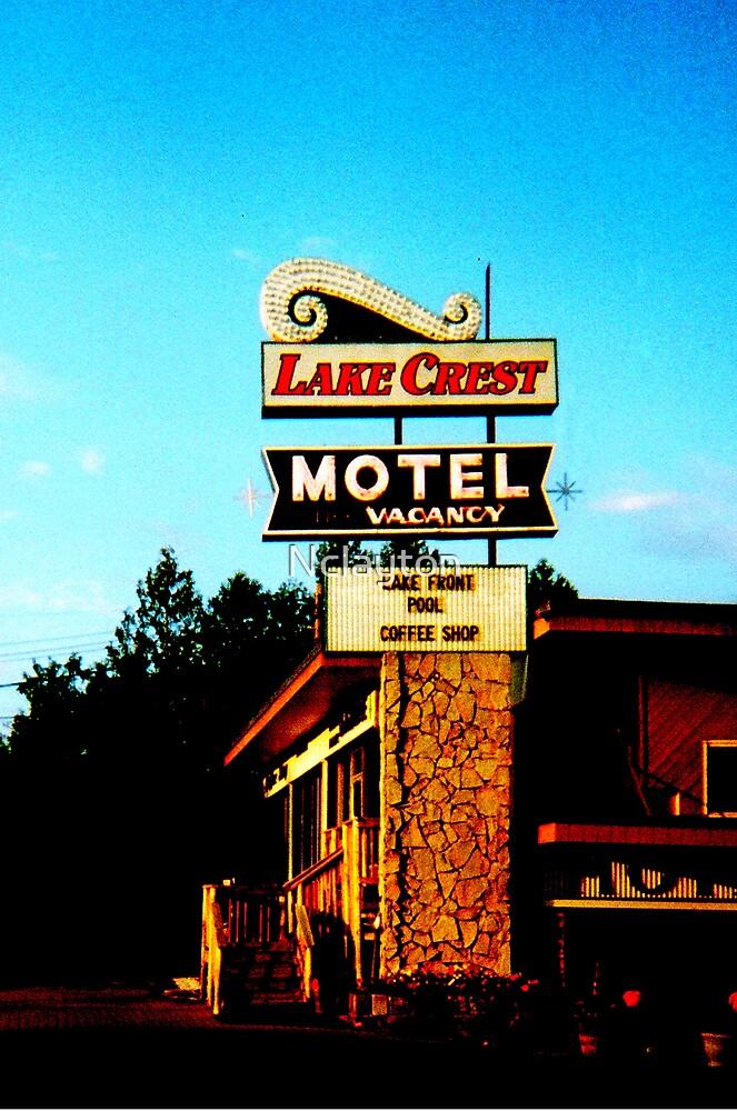 Lake crest motel by Nclayton