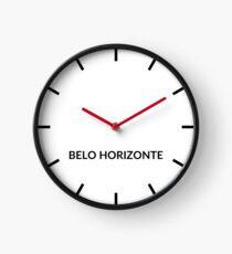 Belo Horizonte, Brazil Clock