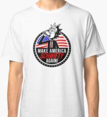 make america schwifty again Shirt - Rick and morty Mr meeseeks look at me shirt - xxxtentacion Merch Classic T-Shirt