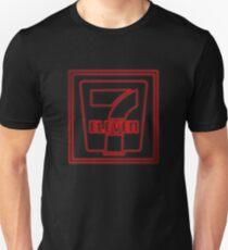 """Stranger Things """"7 Eleven"""" Logo T-Shirt"""
