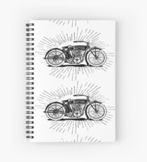 Ready To Roost Spiral Notebook
