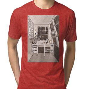 T-shirt chiné