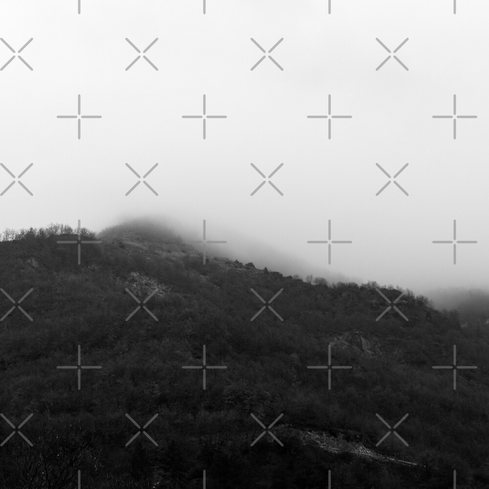 Foggy Mountains by by-jwp