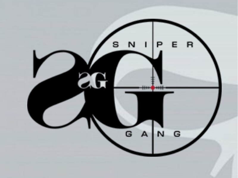 G Gang Sticker