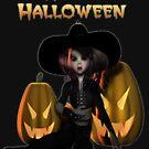 Happy Halloween T.Shirt by EnchantedDreams