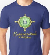 Gaming [C64] - Sinbad and the Throne of the Falcon T-Shirt