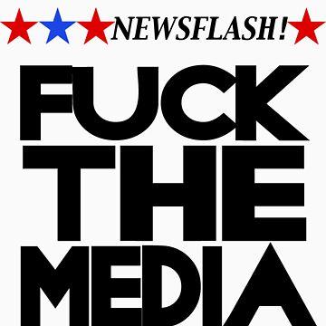 WAR ON MEDIA by cassandralilley