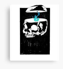 Cerebral Essence Canvas Print