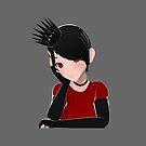 Gothic Princess by v--r