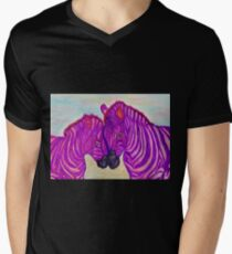 Zazzle Men's V-Neck T-Shirt