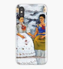 Frida Kahlo Two Fridas iPhone Case/Skin