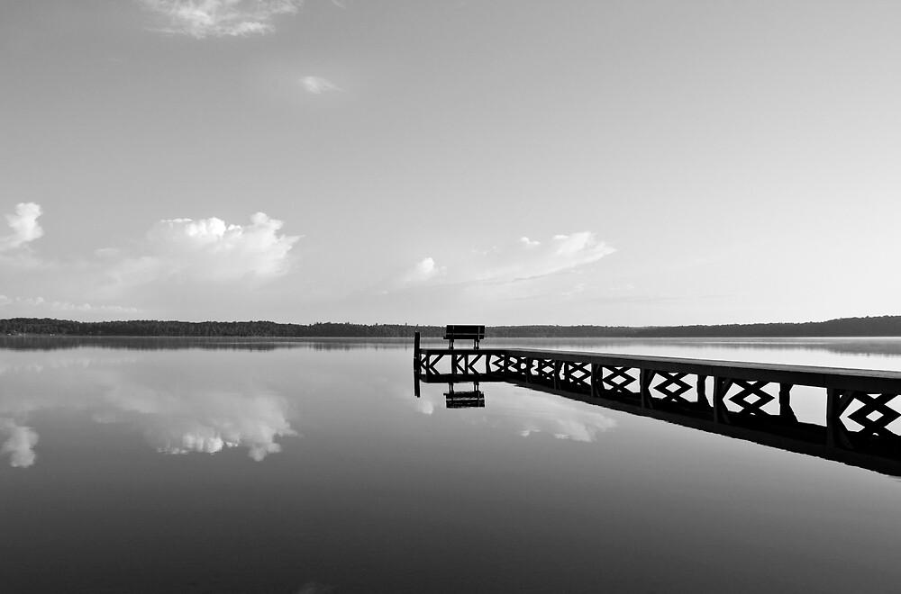 Calm Reflection by marymccabe