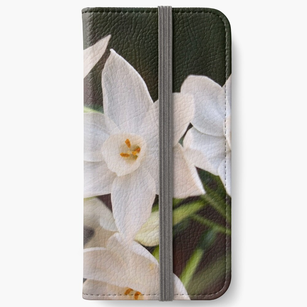 Paperwhites 2015 iPhone Wallet