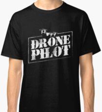 Drone Pilot  Quadcopter Master   UAV UAS FAA T-Shirt Sweater Hoodie Iphone Samsung Phone Case Coffee Mug Tablet Case Gift Classic T-Shirt