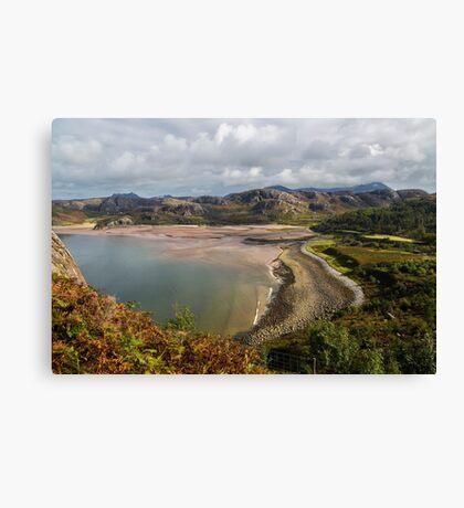 Gruinard Bay Canvas Print