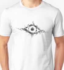 Beauty is in the EYE of the beholder (black) T-Shirt