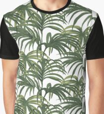 Palm Trees | Tropical Plant Graphic T-Shirt