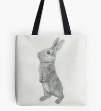 Rabbit Tote Bag