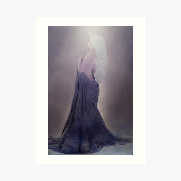 Now Has Come The Time For Silence Art Print